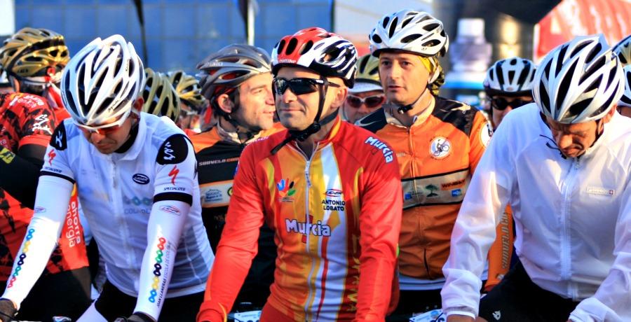 Anotnio Lobato ciclismo