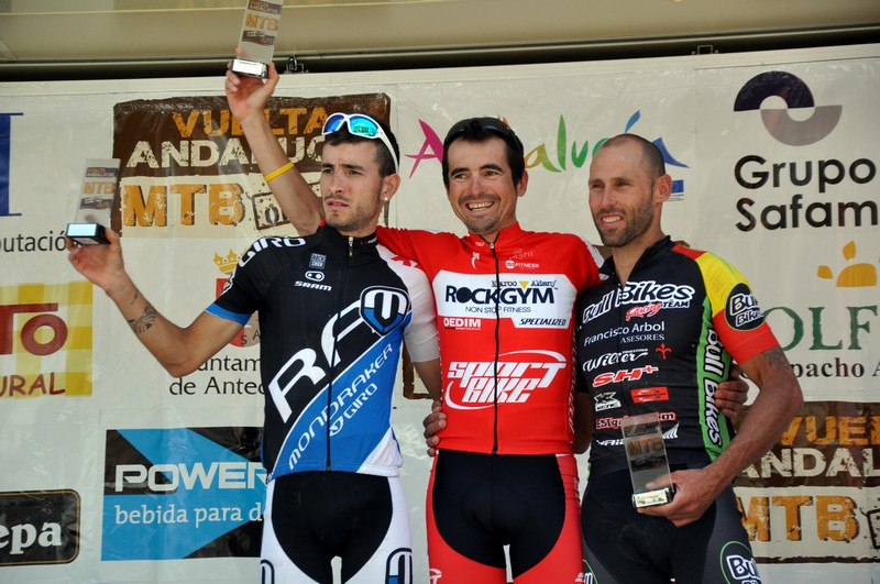 Vuelta Andalucía MTB