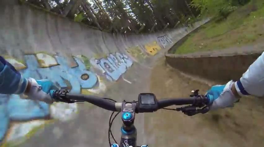 bobsleigh bike