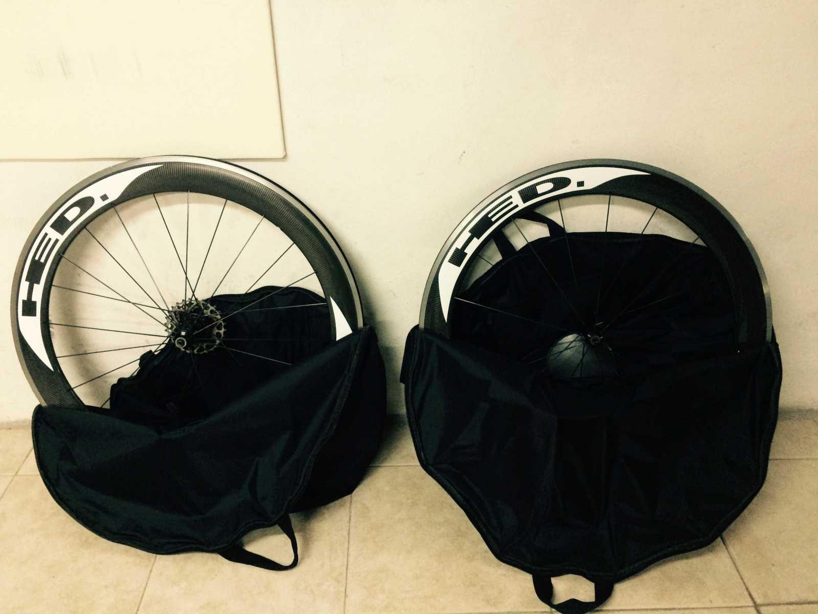 ruedas HED