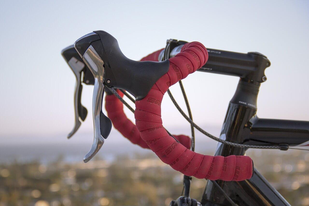 Manetas de freno de bicicleta de carretera