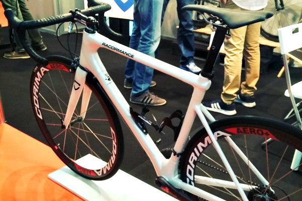 Bicicleta de basalto