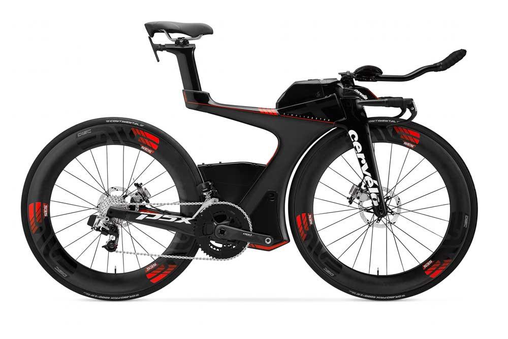 Bicicleta Cervélo P5X