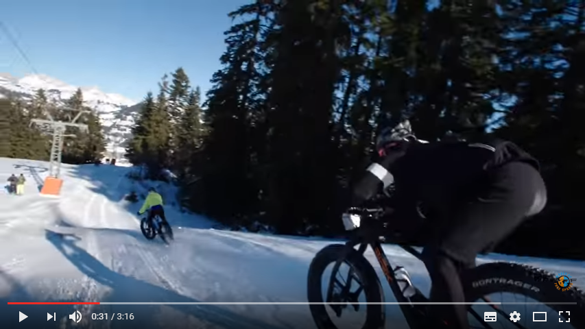 Snow Bike Festival Gstaad 2017