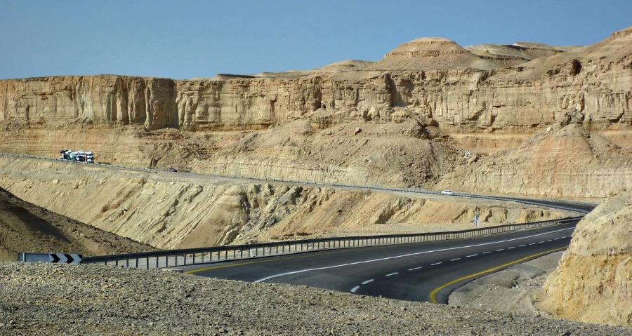 Valle del mar muerto