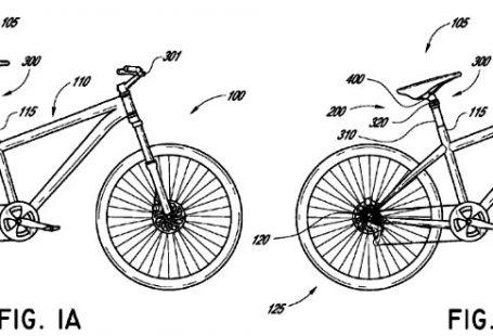 Patente de nuevo sillín de Specialized