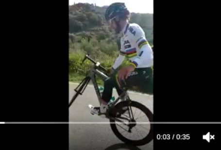 Vídeo de Peter Sagan
