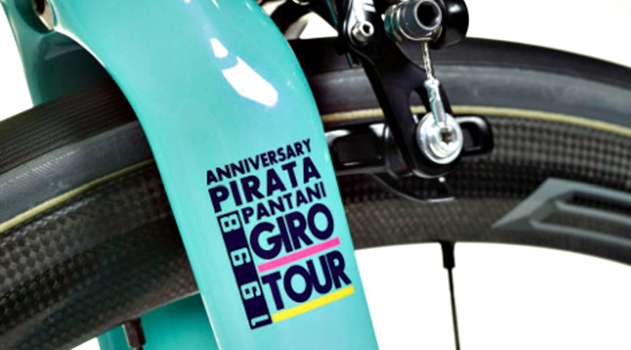 Bianchi Pantani 20 Aniversario