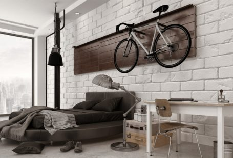 decoración con bicicletas