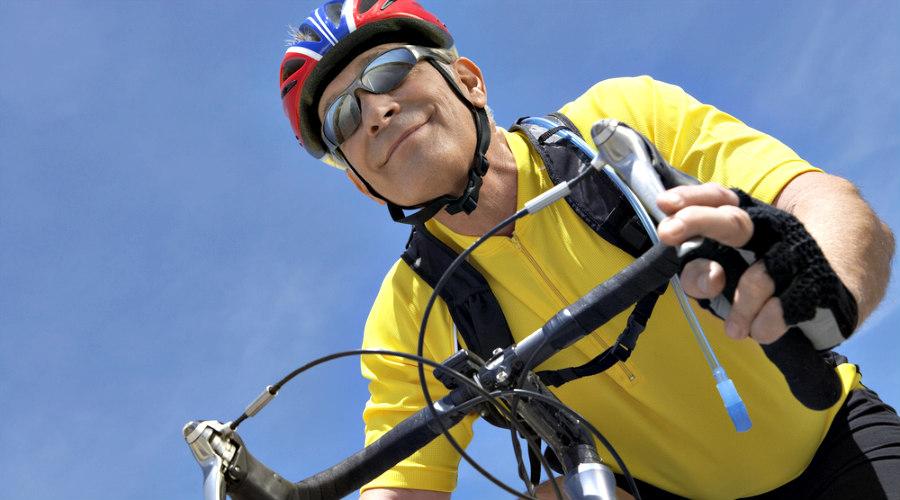 ciclista amateur