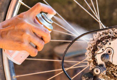 engrasar bicicleta