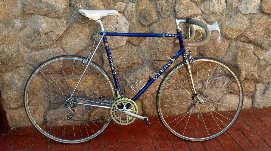 bicicleta otero