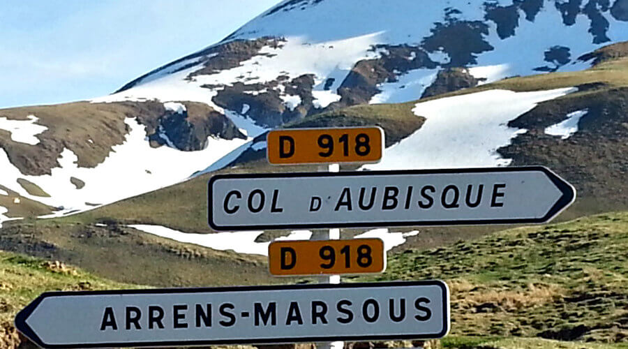 Col D Aubisque