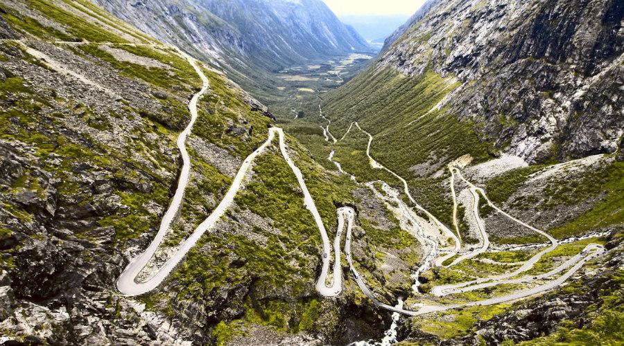 Carretera de Trollstigen