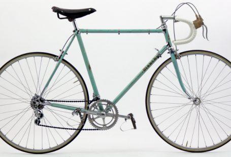 Bicicleta Bianchi Campione del Mondo
