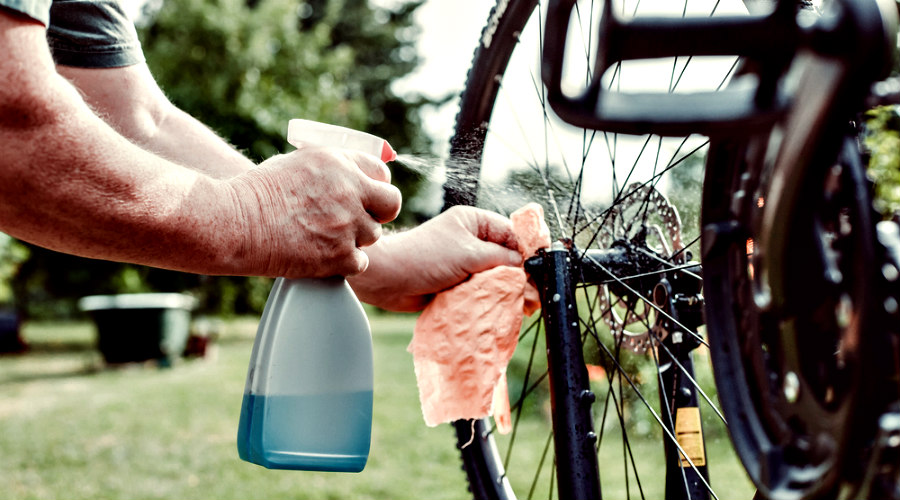 Cómo lavar correctamente tu bicicleta | 🚵
