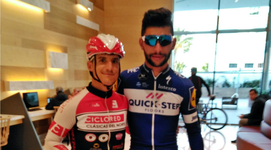 Ciclored y Quick Step Cycling