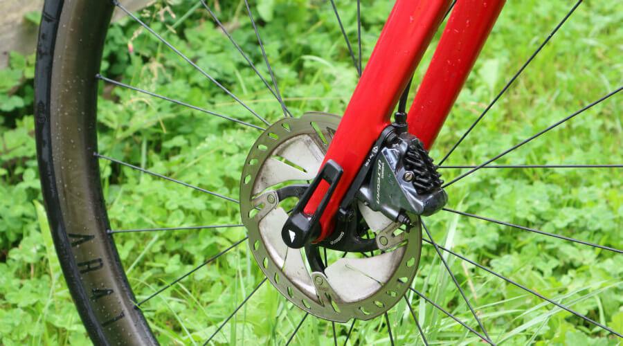 ruedas de la Canyon Endurace