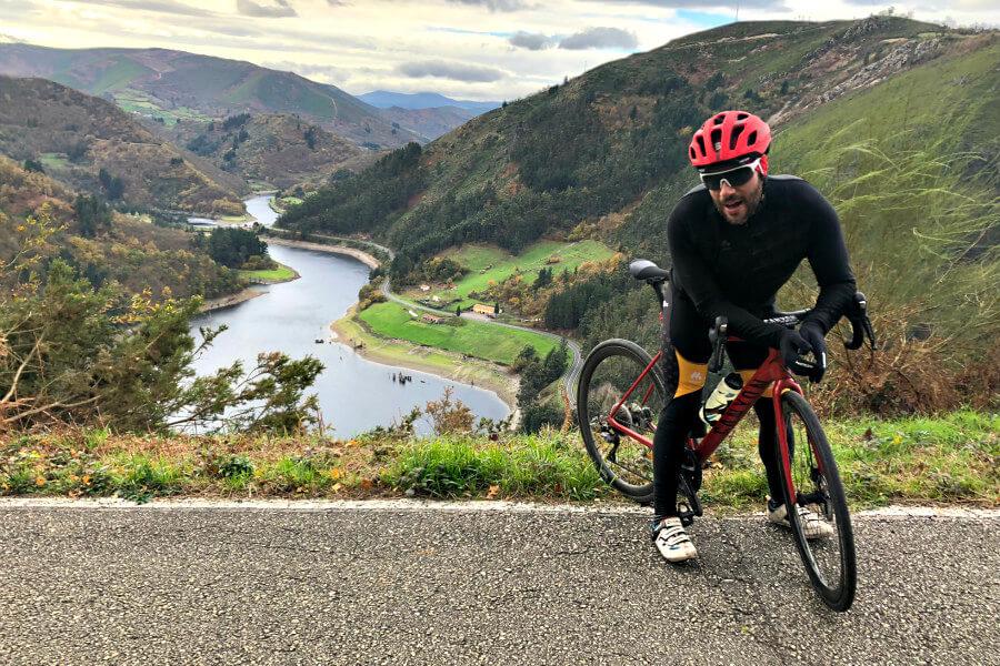Cómo Prepararte Para Practicar Ciclismo En Invierno