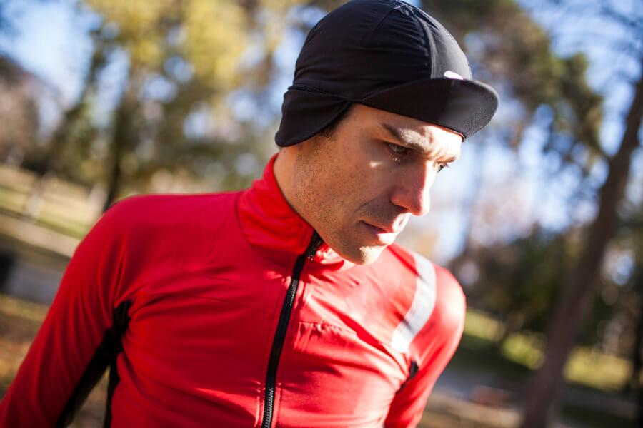 Gorro de ciclismo para invierno o sotocasco