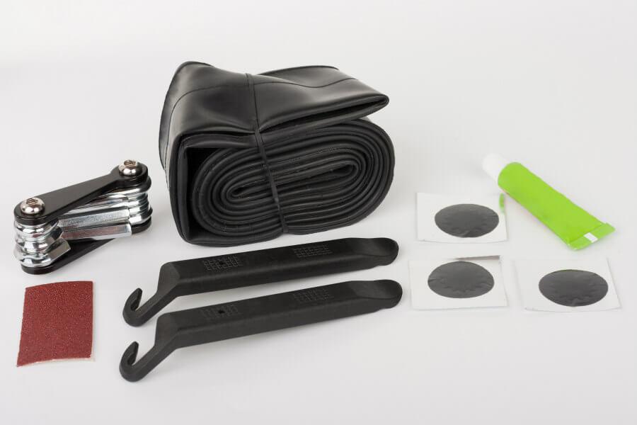 kit de reparación de pinchazos