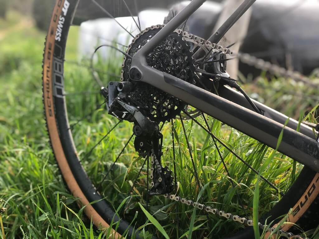 Cassette bicicleta gravel