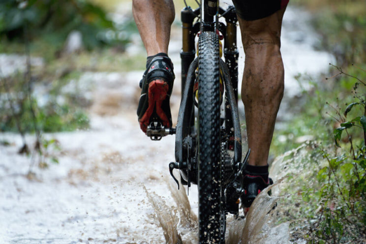 Ruedas de mountain bike