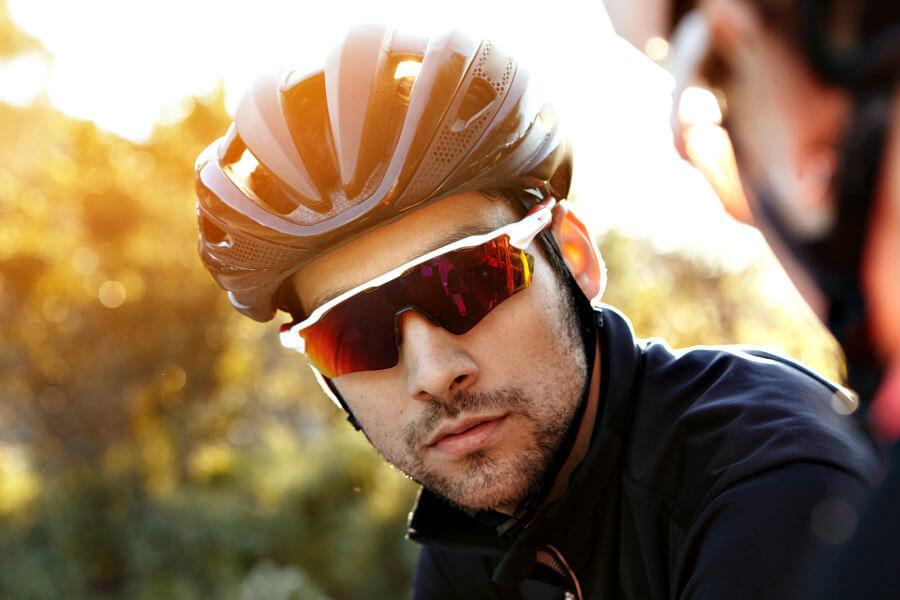 gafas de ciclismo con cristales intercambiables