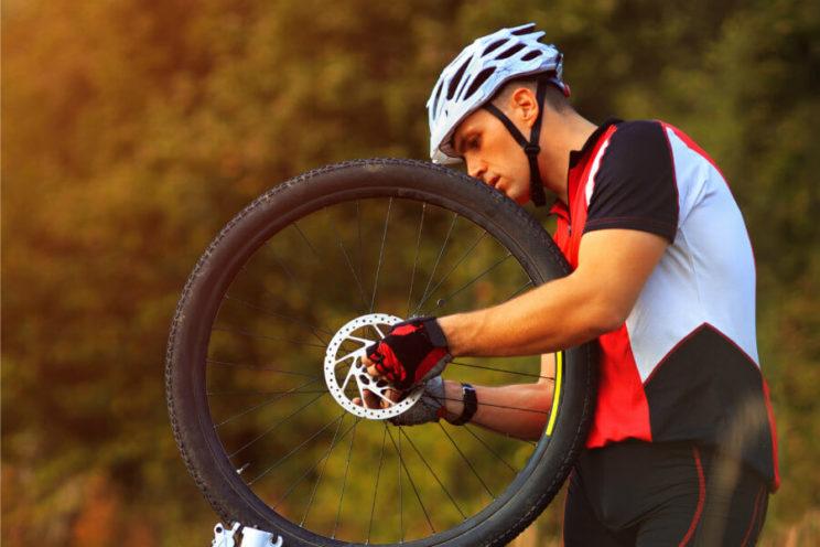 Ciclistas MTB
