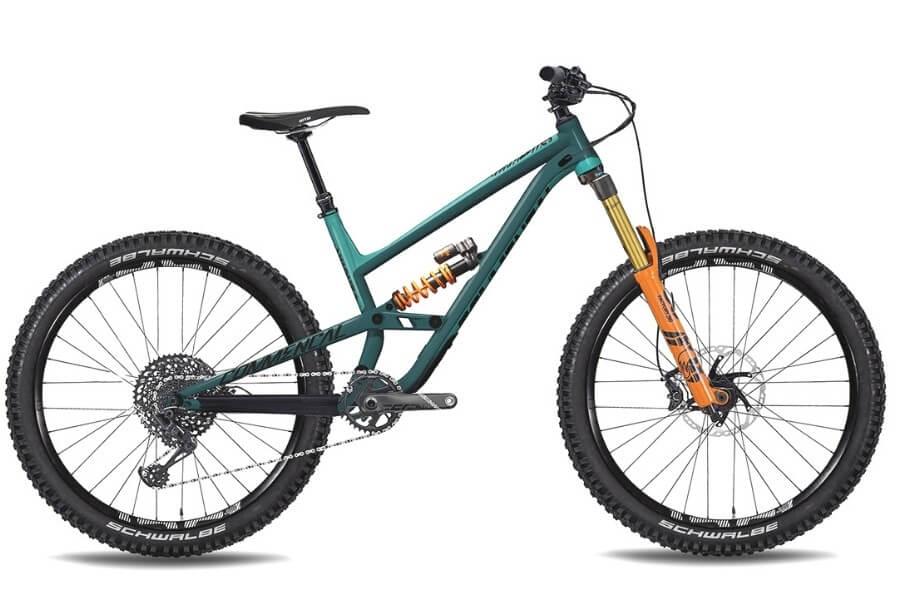 Bicicleta de montaña Commençal Clash