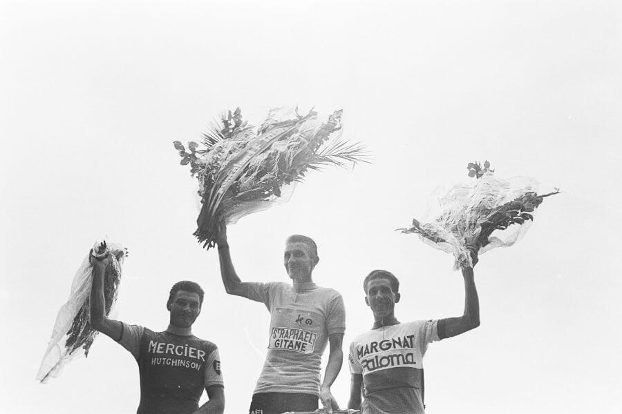 Podio Tour 1951