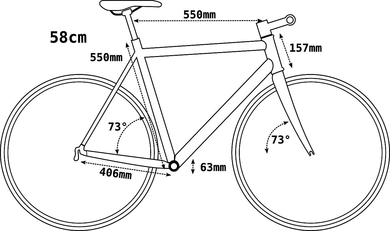 417dab376 Cómo elegir la talla de bicicleta correcta | 🚵