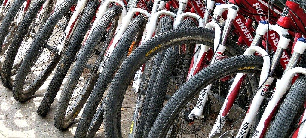 ruedas de mtb
